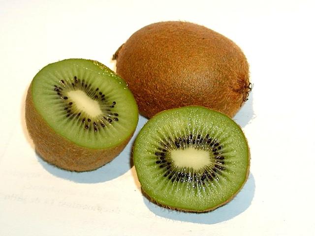 Kiwifruit - Actinidia deliciosa