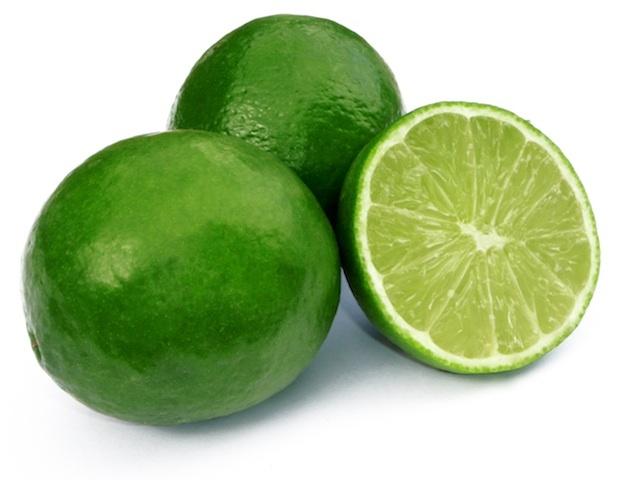 Lime - Citrus aurantifolia L.
