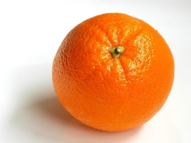Orange - C. sinensis (L.) Osb.